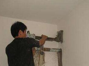 杭州空调打孔,杭州空调打孔公司